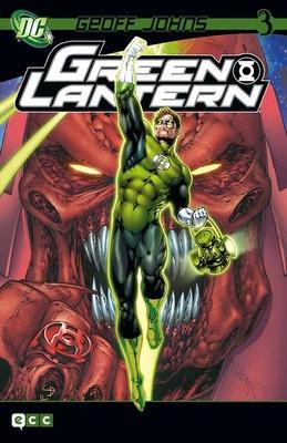 Green Lantern de Geoff Johns nº 3