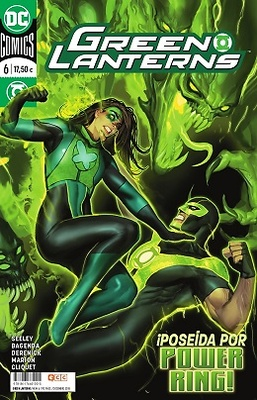 Green Lanterns núm. 06