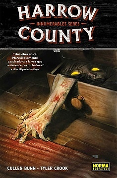 HARROW COUNTY nº 1 INNUMERABLES SERES