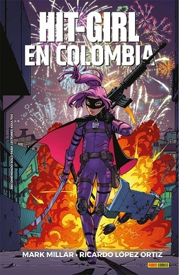 HIT GIRL EN COLOMBIA
