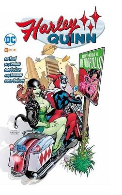 Harley Quinn Bienvenida a Metropolis