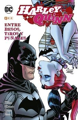 Harley Quinn Entre besos, tiros y puñales
