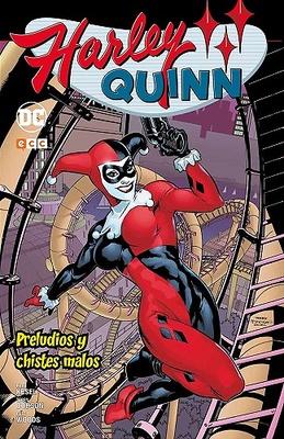 Harley Quinn Preludios y chistes malos
