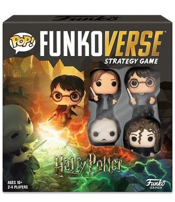 Harry Potter Funkoverse Juego de Mesa Pack Base Edición CASTELLANO