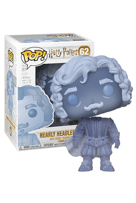 Harry Potter Nearly headless Nick Blue funko