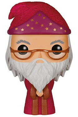 Harry Potter POP! Movies Vinyl Figura Albus Dumbledore 10 cm