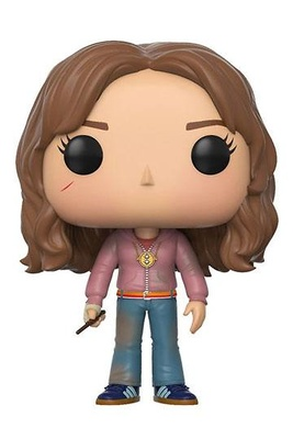Harry Potter POP! Movies Vinyl Figura Hermione with Time Turner 9 cm