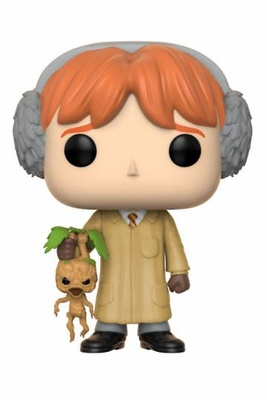 Harry Potter POP! Movies Vinyl Figura Ron Weasley (Herbology) 9 cm