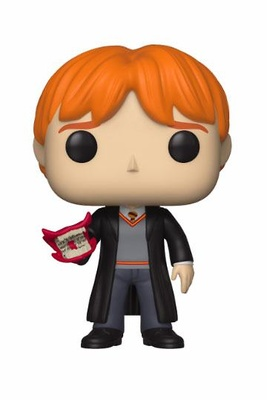 Harry Potter POP! Movies Vinyl Figura Ron with Howler 9 cm