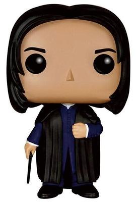 Harry Potter POP! Movies Vinyl Figura Severus Snape 10 cm