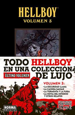 Hellboy Edicion Integral nº 3