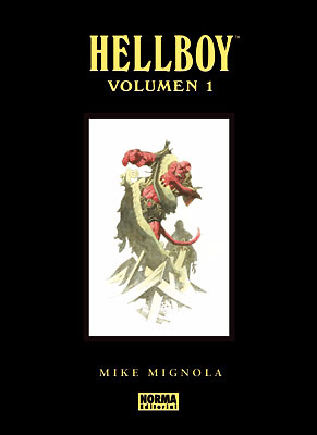 Hellboy Edicion Integral vol 1