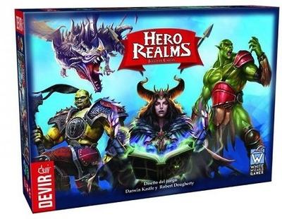 Hero Realms (Castellano)