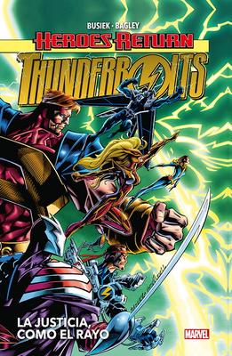 Heroes Return. Thunderbolts   1