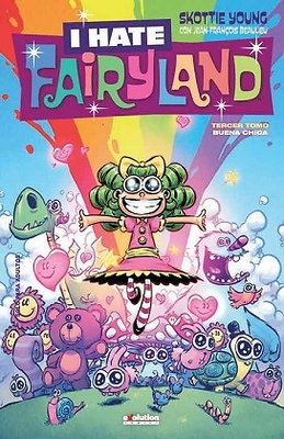 I HATE FAIRYLAND 3 BUENA CHICA