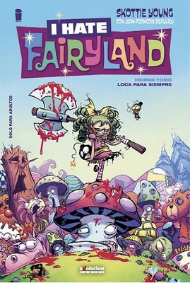 I Hate Fairyland   1