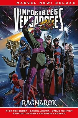 Imposibles Vengadores   2