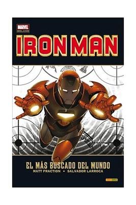 Invencible Iron Man nº 2 El mas buscado del mundo