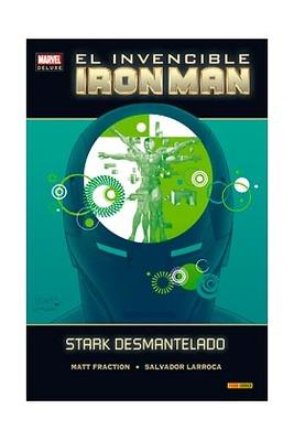 Invencible Iron Man nº 3 Stark desmantelado