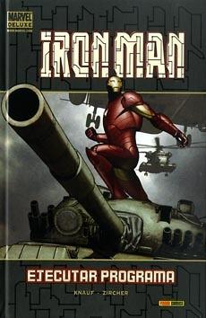 Iron Man: Ejecutar Programa