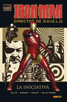 Iron Man Director de Shield nº 1 La iniciativa