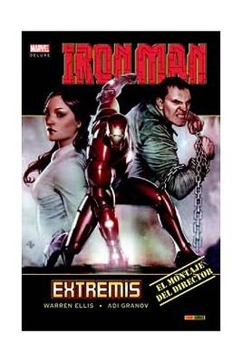 Iron Man Extremis El montaje del director