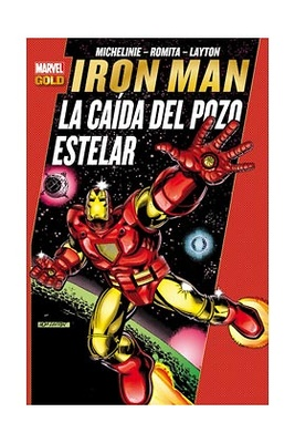 Iron Man La caida del pozo estelar