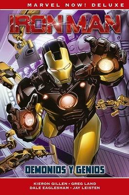 Iron Man de Kieron Gillen nº  1