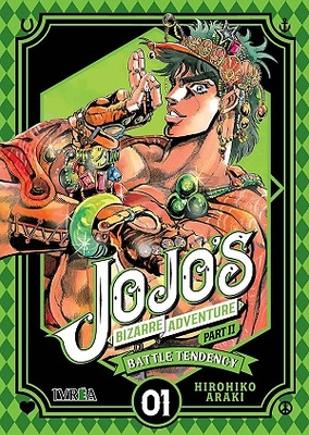 JOJO'S BIZARRE ADVENTURE PARTE 2 BATTLE TENDENCY 1