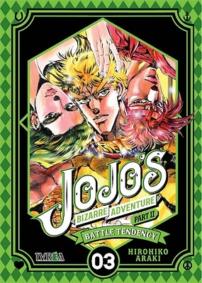 JOJO'S BIZARRE ADVENTURE PARTE 2 BATTLE TENDENCY 3