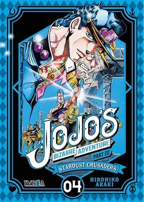 JOJO'S BIZARRE ADVENTURE PARTE 3: STARDUST CRUSADERS 04