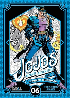 JOJO'S BIZARRE ADVENTURE PARTE 3: STARDUST CRUSADERS 06