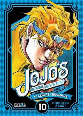 JOJO'S BIZARRE ADVENTURE PARTE 3 STARDUST CRUSADERS 10