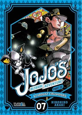 JOJO'S BIZARRE ADVENTURE PARTE 3 STARDUST CRUSADERS 7