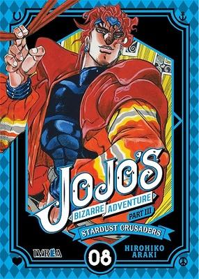 JOJO'S BIZARRE ADVENTURE PARTE 3 STARDUST CRUSADERS 8