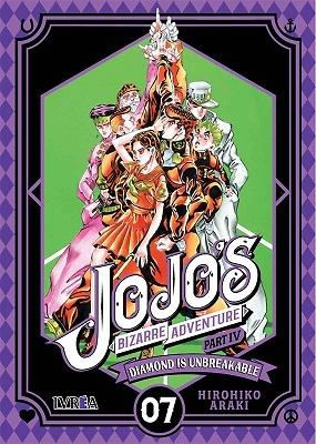 JOJO'S BIZARRE ADVENTURE PARTE 4: DIAMOND IS UNBREAKABLE 07