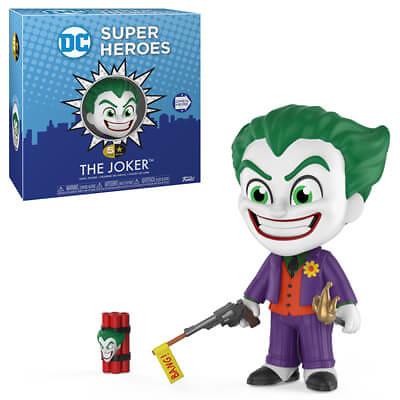 Joker  Funko 5  star vinyl