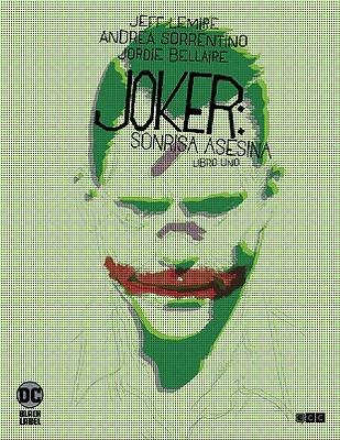 Joker Sonrisa asesina vol. 1 de 3