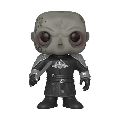 Juego de tronos Figura Super Sized POP! TV Vinyl The Mountain 15 cm