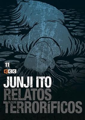 Junji Ito: Relatos terroríficos núm. 11