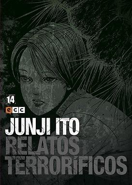 Junji Ito: Relatos terroríficos núm. 14