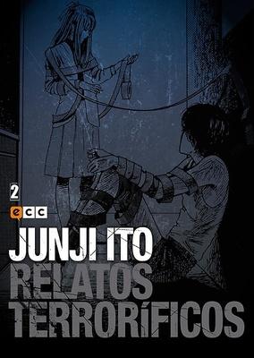 Junji Ito Relatos Terroríficos nº 2