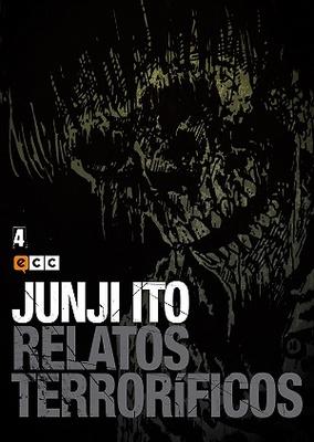 Junji Ito Relatos Terroríficos núm. 04