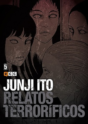 Junji Ito Relatos Terroríficos núm. 5