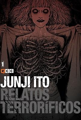 Junji Ito Relatos terroríficos núm. 1
