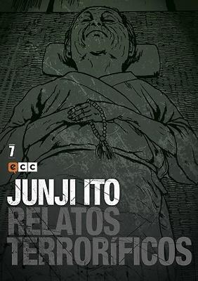 Junji Ito Relatos terroríficos núm. 7
