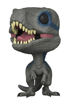 Jurassic World 2 POP! Movies Vinyl Figura Blue (New Pose) 9 cm