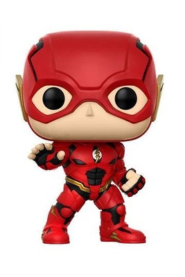 Justice League Movie POP! Movies Vinyl Figura The Flash 9 cm