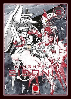 KNIGHTS OF SIDONIA 08