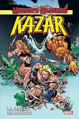 Ka-Zar: La jungla de asfalto